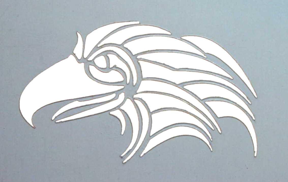 Custom Mylar Stencil